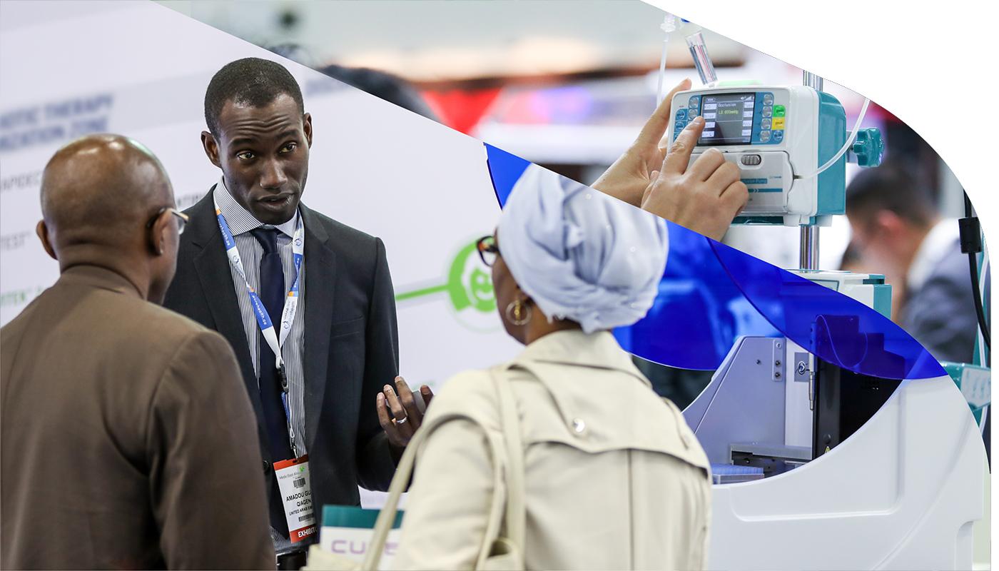 Medic East Africa 24-26 September 2019, the largest medical